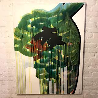 Carl Barnett Painting #2