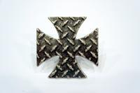 裝潢五金 品名:306-古典純銅取手-1 規格:42M/M 顏色:古銀色 玖品五金