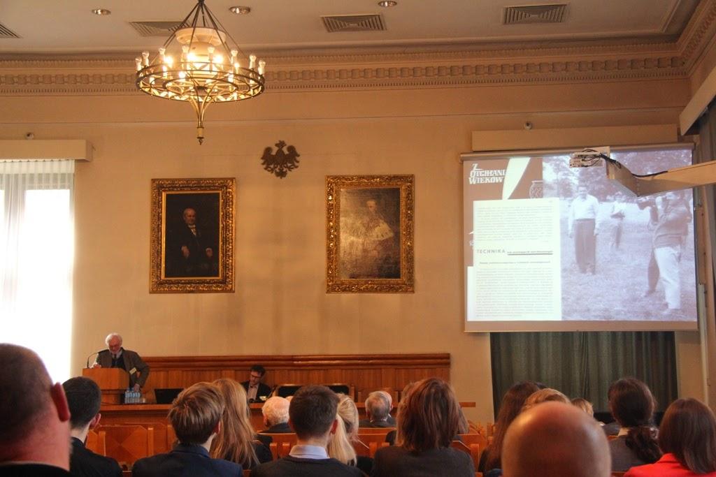 Konferencja Metody geofizyczne w archeologii polskiej (fot. J. Karmowski, K. Kiersnowski) - geof%2B%252823%2529.JPG