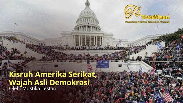 Kisruh Amerika Serikat: Wajah Asli Demokrasi