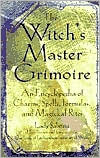 Cover of Lady Sabrina's Book The Witchs Master Grimoire An Encyclopedia of Charms Spells Formulas And Magical Rites