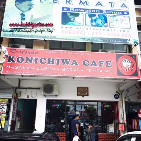 KONICHIWA CAFE - Destinasi Masakan Muslim Jepun Untuk Semua!  (2)