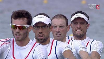 4-SHPL - Rio 2016 -  Thibault Colard, Guillaume Raineau, Thomas Baroukh, Franck Solforosi