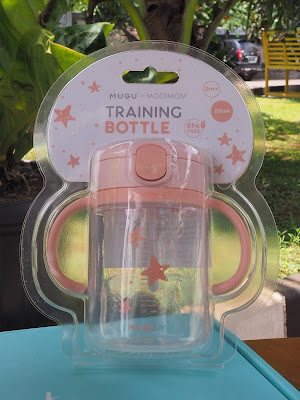 training cup bagus MUGU Training Bottle MOOIMOM