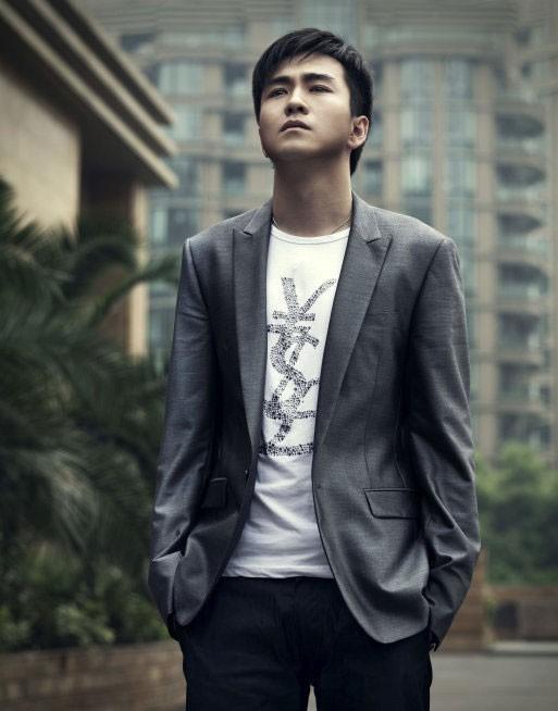 Ronald Zhai Tianlin China Actor
