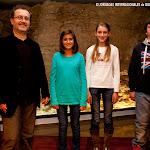 En la Categoría A, hasta 12 años: Paula Ballester Beneito (España) • Giacomo Giuffredi (Italia), Elena Martín Olbrich (España) y Ennio Tito Gagliasso (Italia)