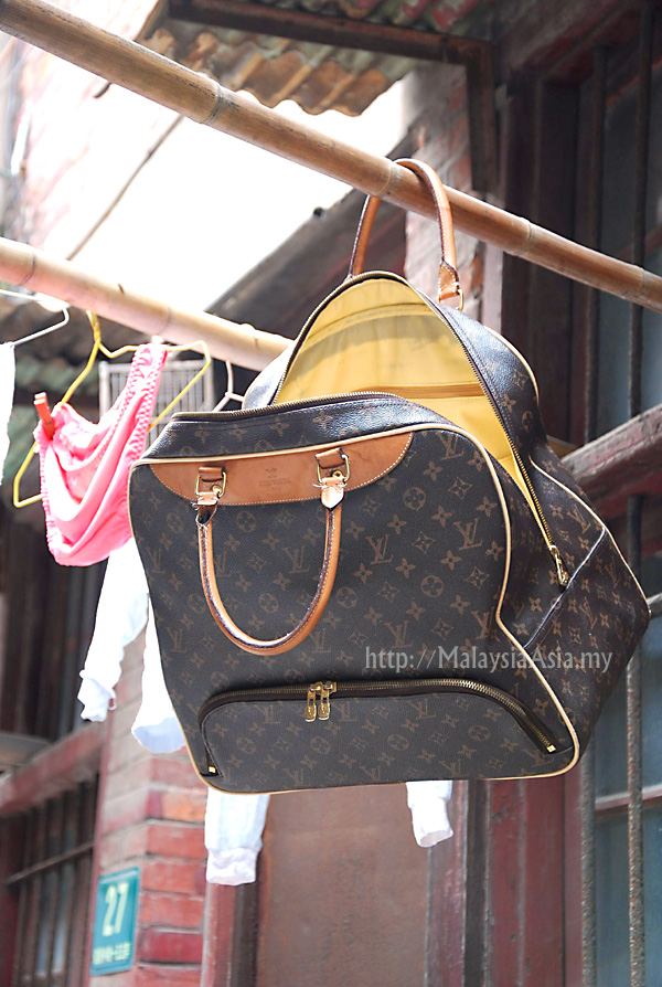 Shanghai Louis Vuitton Bag Photo