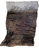 paysage vertical / papier t.mixte / 10x20 / 1994