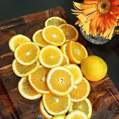 Geleia de laranja caseira fácil