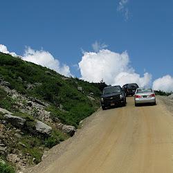 Hiking to Mt. Washington with PCV Buddies