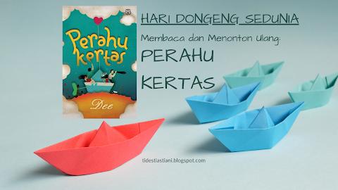 Book Memorable: Perahu Kertas - Dee