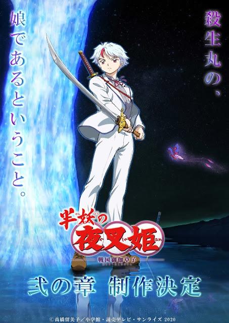 La serie anime 'Yashahime: La Princesa Semi-Demonio' tendrá Temporada 2