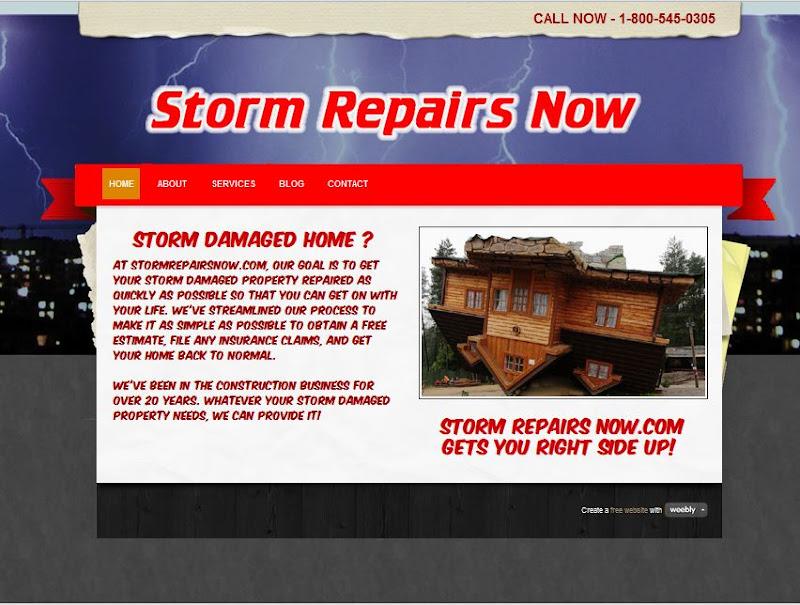 stormrepairsnow.com