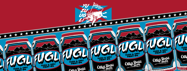 Oskar Blues Fulgi Cans Returning 4/13