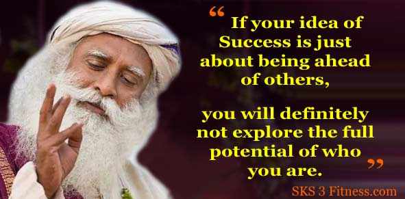 Sadhguru on Success