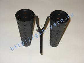 Photo: конус, конус для пряжи, конус-патрон, пряжа, конус патрон для пряжи, пряжа на бобинах, пряжа на конусах