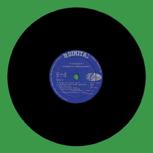 Panber's - Album - Kami Tjinta Perdamaian (Volume 1)
