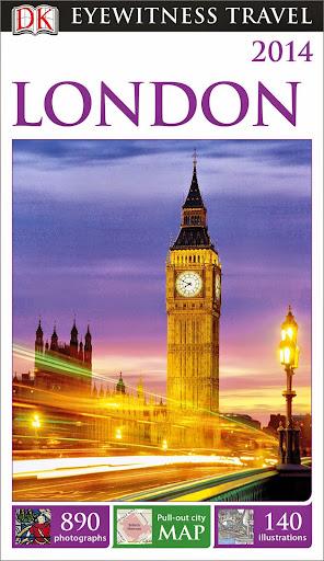 DK Eyewitness Travel: London 2014