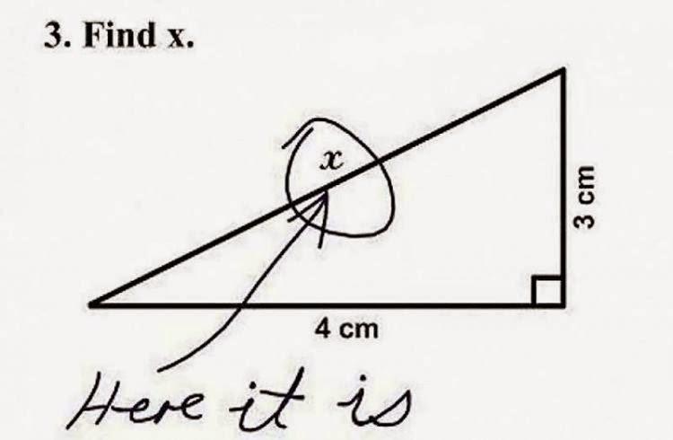 gambar lucu matematika