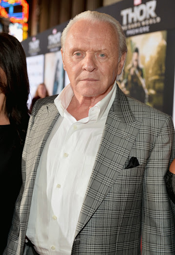 My Thor The Dark World Review & Red Carpet Experience: Anthony Hopkins #ThorDarkWorldEvent
