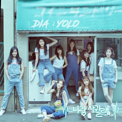 Lirik Lagu DIA – Will You Go Out with Me (나랑 사귈래) - Korean ...