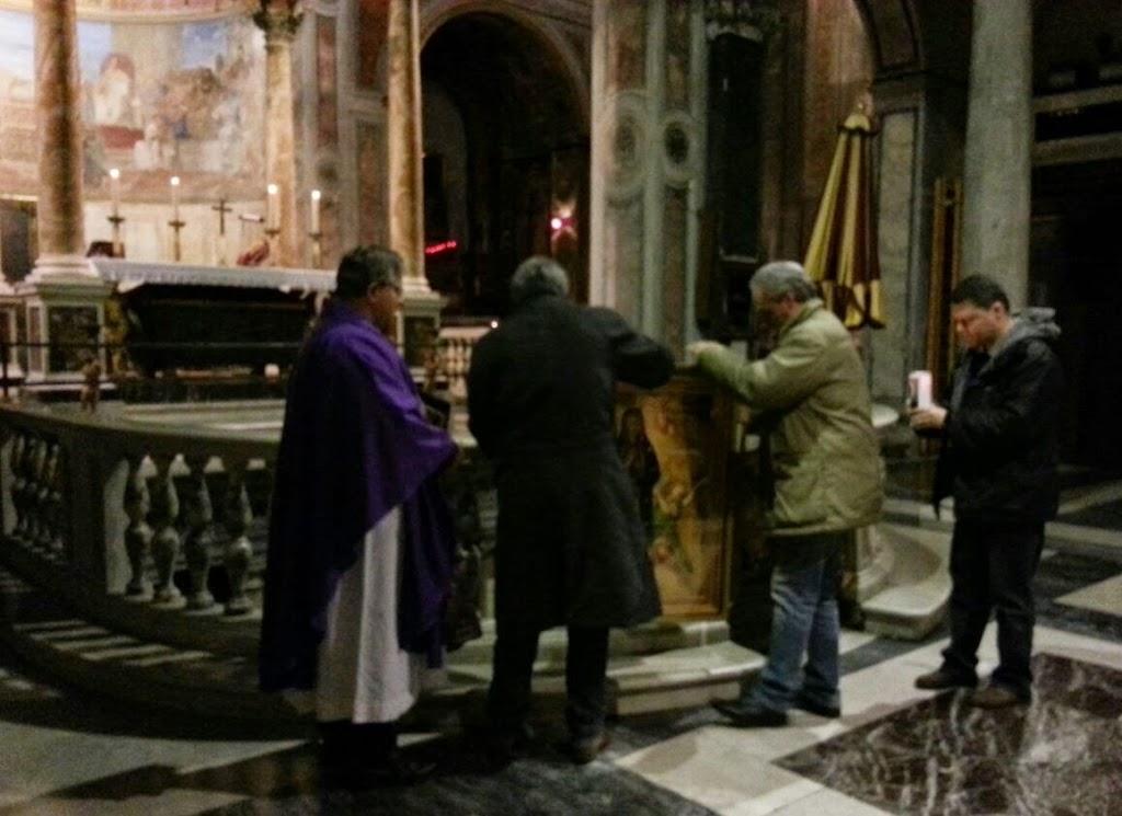 Bazylika s. Nicola in Carcere, 25.02.2015 - IMG-20150226-WA0000.jpg
