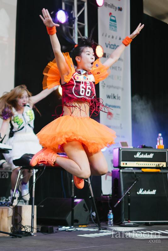 Konishi Nenne (dancer) - Gacharic Spin