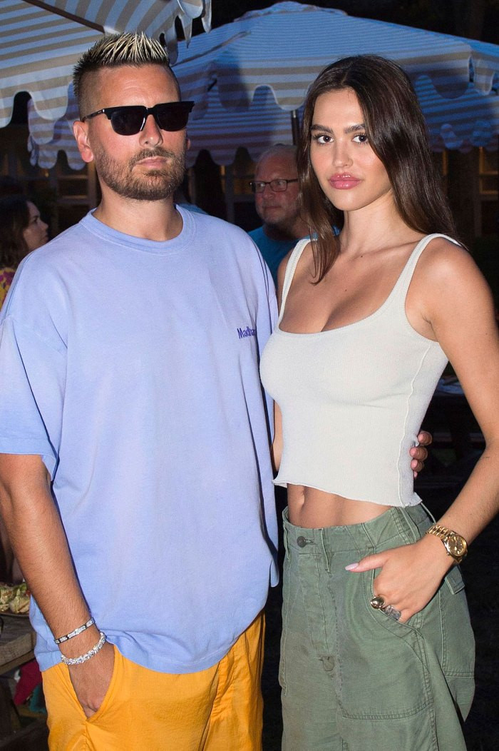 Scott Disick and Amelia Hamlin are 'taking time apart' after Kourtney Kardashian debacle