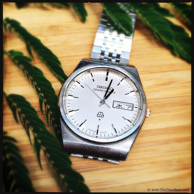 Vintage Quartz Watch