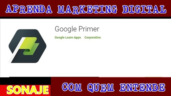google primer entenda marketing digital com quem entende