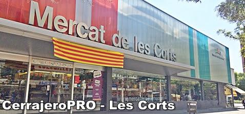 cerrajeros Les Corts 24 horas