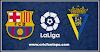 La Liga: Barcelona Vs Cadiz Live Stream Online Free Match Preview and Lineup