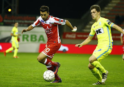 """Mahmoud """"Trezeguet"""" Hassan devrait quitter la Jupiler League"""