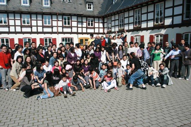 2009 年北德华人基督徒联合生活营(Golsar)
