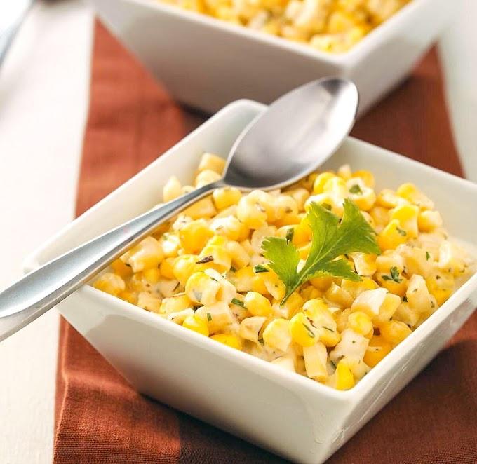 Creamy Corn Recipe| Breakfast Care