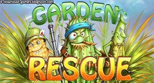 غلاف لعبة انقاذ الحديقة Garden Rescue