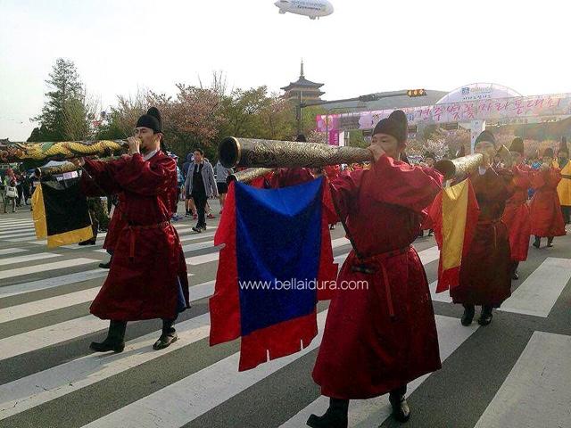 gyeonju sakura marathon