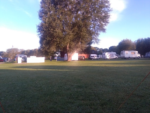 St Neots Camping and Caravanning Club Site at St Neots Camping and Caravanning Club Site