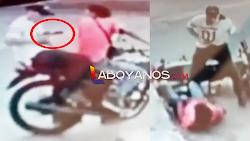 VIDEO: Momento en que hombre mata por accidente a su amigo en Neiva