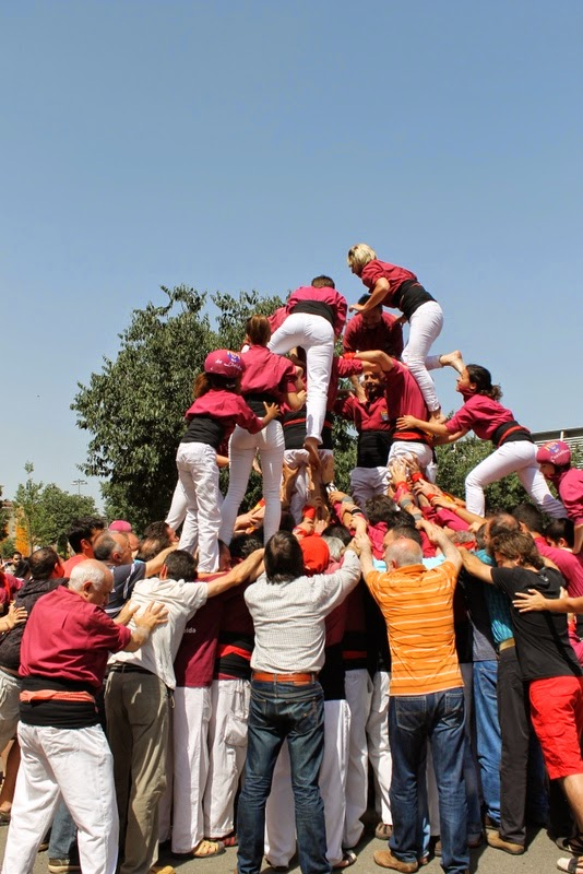 Castells Catalans Want to vote 8-06-14 - IMG_1947.JPG