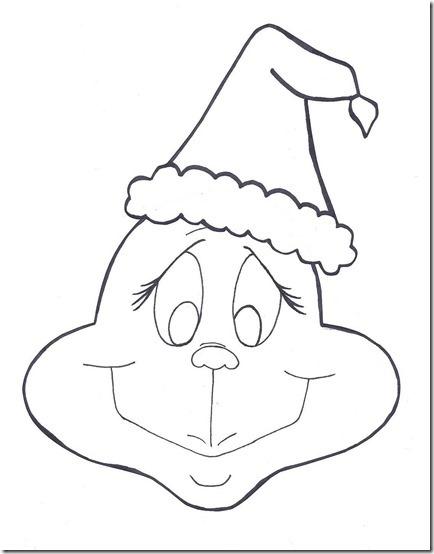 grinch mascara navidad (7)
