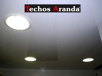 Oferta techos registrables Madrid
