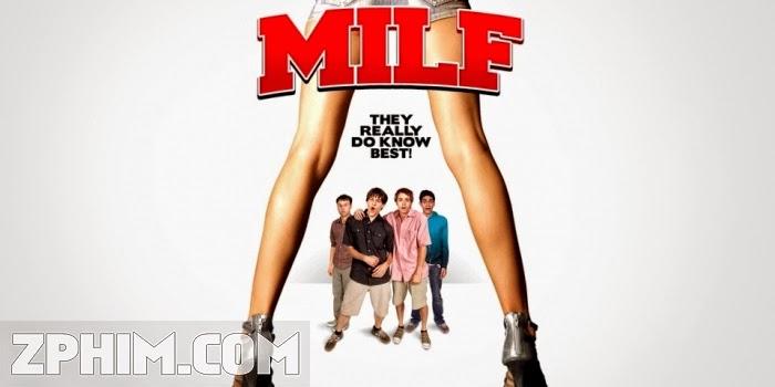 Ảnh trong phim Máy Bay Bà Già - Milf 1