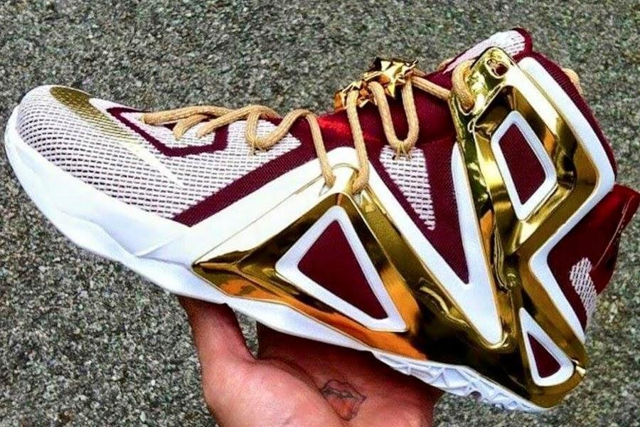outlet store 8215d 53de6 lebron 12 elite id   NIKE LEBRON - LeBron James Shoes