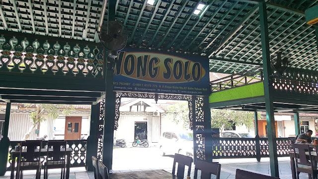 Wongsolo Ayam Bakar Bali