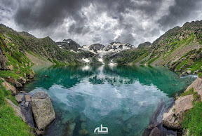 Katora Lake, Jahaz Banda, Kumrat valley