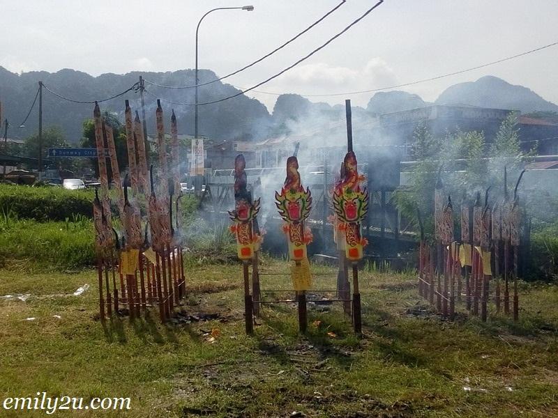 Goddess Ho Sin Koo Festival Ipoh