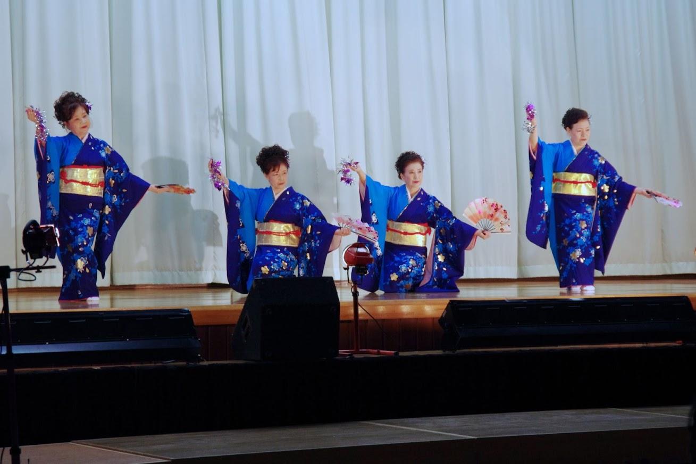 北竜町民文化祭・芸能発表 2012