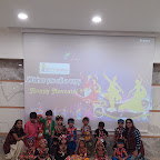 Navratri Celebration by Nursery Afternoon Section at Witty World, Chikoowadi (2018-19)