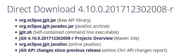 Download JGit